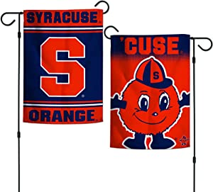 "WinCraft Syracuse Orange 12""x18"" Garden Flag"