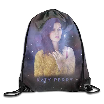 a76262bd4497 Amazon.com: Popular Katy Perry Drawstring Backpack Sack Bag: Sports ...