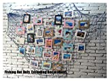 ZAloha Mediterranean Natural Decorations Fish Net Children Party Decor Home Cotton Accessory
