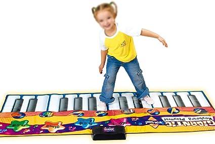 Estera De Piano De Música Infantil Teclado De 24 Teclas ...
