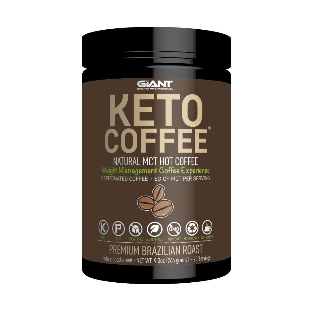 Amazon It Works Keto Coffee Gift Bag With 5 Individual Instant