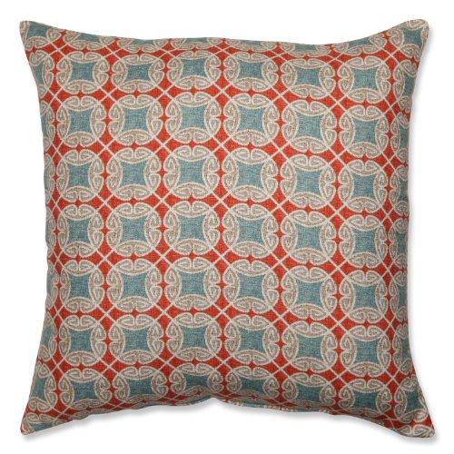 Pillow Perfect Ferrow Floor Pillow, 24.5-Inch