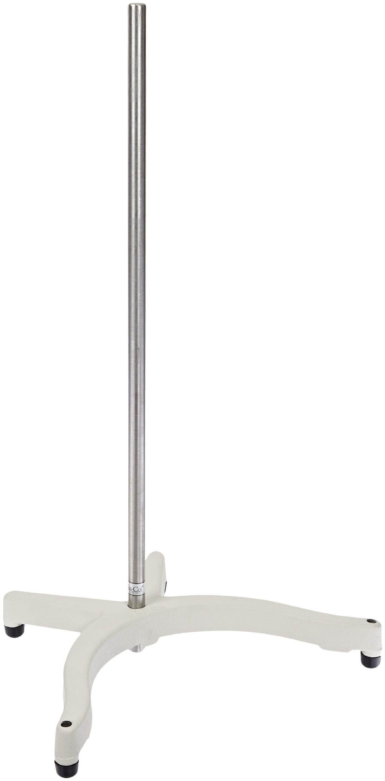 Glas-Col 099D A130150 Heavy-duty Lab Stand for Stirrers, 19mm Shaft Diameter, 762mm Shaft Length