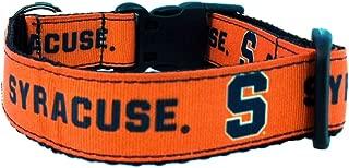 product image for NCAA Syracuse Orange Dog Collar, Orange, X-Small