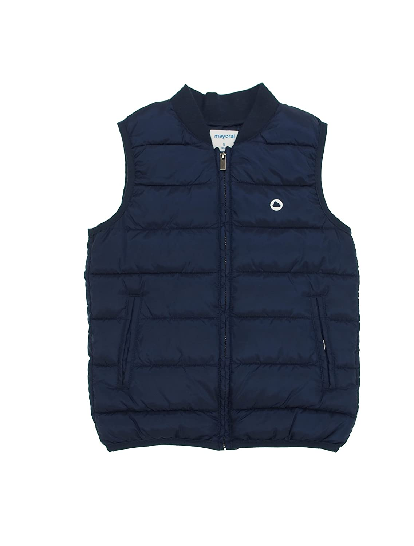 Mayoral Navy 3446 Padded Vest for Boys