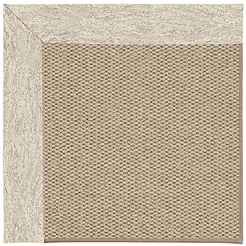 Capel Rugs Inspirit Champagne Rectangle Machine Tufted Area Rug, 10 x 14, ()