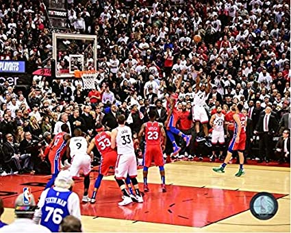 4348a2e2c25ad Amazon.com: Kawhi Leonard Toronto Raptors 2019 NBA Playoffs Action ...