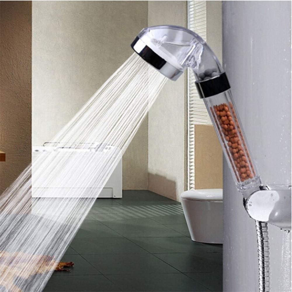 KangHS Ducha de mano/Ajustable de alta presión Rainfal Sprayerl ...