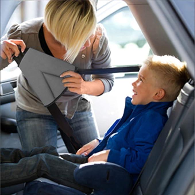 Amazon.com: Cinturón de Seguridad Ajustador para niños, 2 ...