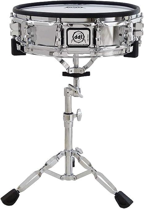 DDT MS de 140 C S de Drum Snare Pad Chrome 14 pulgadas + Pearl S de 830 – Soporte para caja de percusión: Amazon.es: Instrumentos musicales
