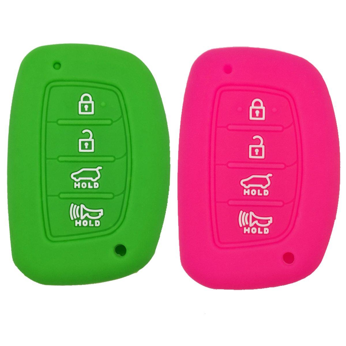 Amazon.com: Coolbestda - Funda de silicona para llave de ...