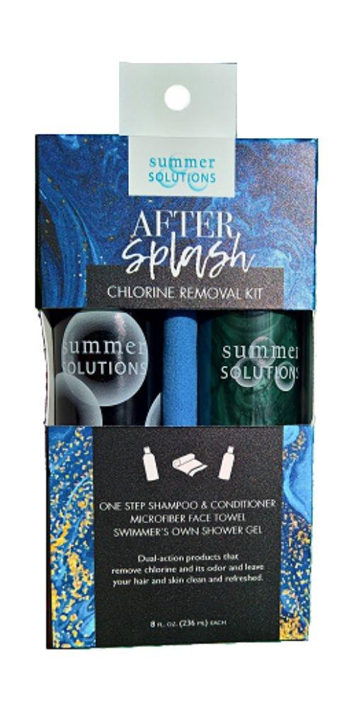 Summer Solutions After Splash Chlorine Removal Kit