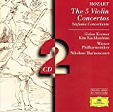 Mozart: 5 Violin Concerti