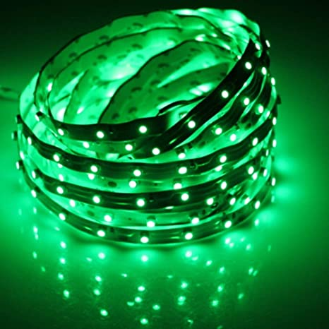 Buy Mufasa® 2835 LED Strip Light Green Color Non Waterproof