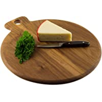 Wooden Cutting/Serving/Chopping Board, 1-Piece, Brown