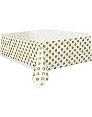 Unique Polka Dot Plastic Tablecloth