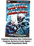 Review: Captain America Epic Collection - Captain America Lives Again - Trade Paperback Book