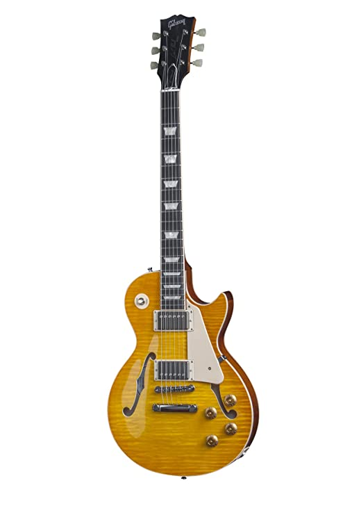 Gibson Memphis 2015 ES-Les Paul - Guitarra eléctrica, color lemon burst