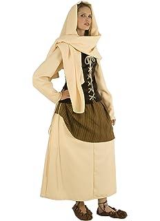 Disfraz Aldeana Medieval