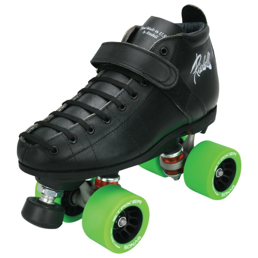 Riedell Roller 126 SheDevil (Black, 8 B/AA) by Derby
