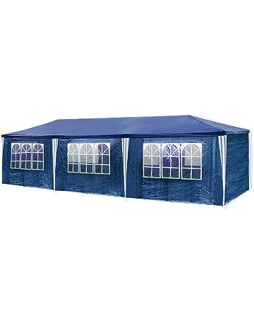 Carpa, pavillon, tienda de campaña con cúpula de HG®