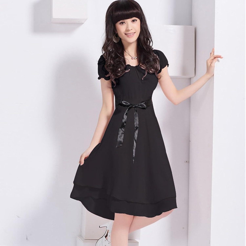 红色雪纺上衣女夏_夏女装韩版牌子哪个好 夏女装韩版上衣怎么样
