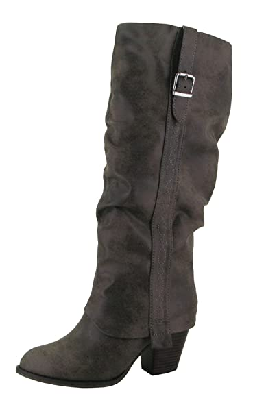 Amazon.com | Jellypop Roslyn Womens Tall Boots US | Knee-High
