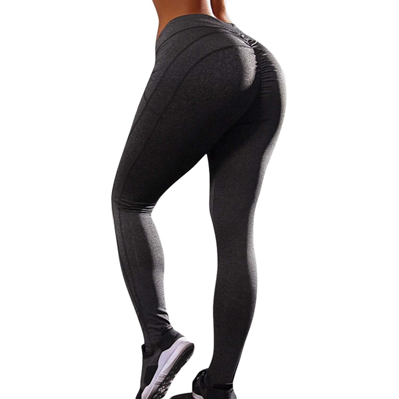 Woman Yoga Pants Gym Leggins Yoga Pants Love Black Sports ...