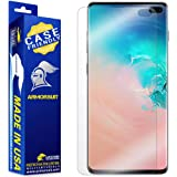 ArmorSuit MilitaryShield Screen Protector Compatible with Samsung Galaxy S10+ Plus (Case Friendly) Anti-Bubble HD Clear…