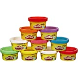 Play-Doh - Pack de 10 botes Party turm (Hasbro 22037E24)