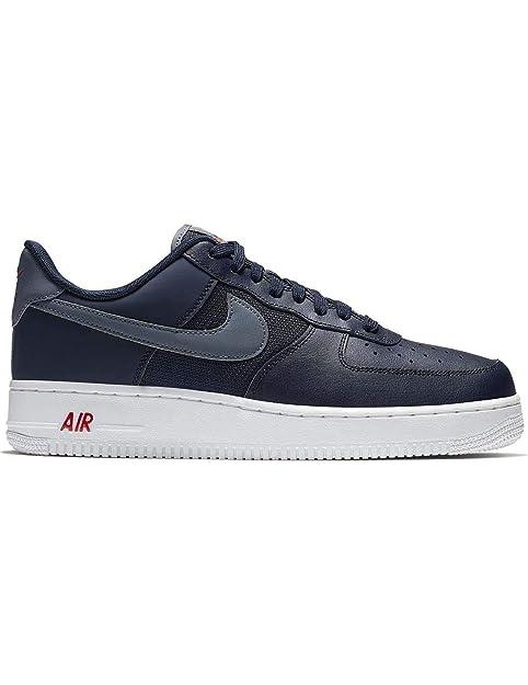 Zapatilla Nike Air Force 1 07 LV8 para Adulto 8: Amazon.es: Zapatos y complementos