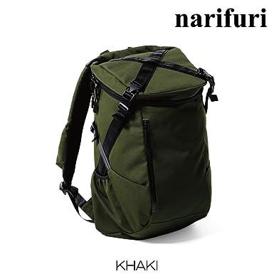 b886edc95061 narifuri(ナリフリ) NF736 Tactical backpack タクティカル・バックパック KHAKI