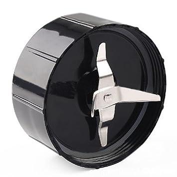 Lirio de la Cruz de regalo cuchillas piezas de recambio para la bala mágica licuadora exprimidor mezclador: Amazon.es: Hogar