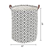 Outdoorfly Canvas Drawsting Collapsable Laundry