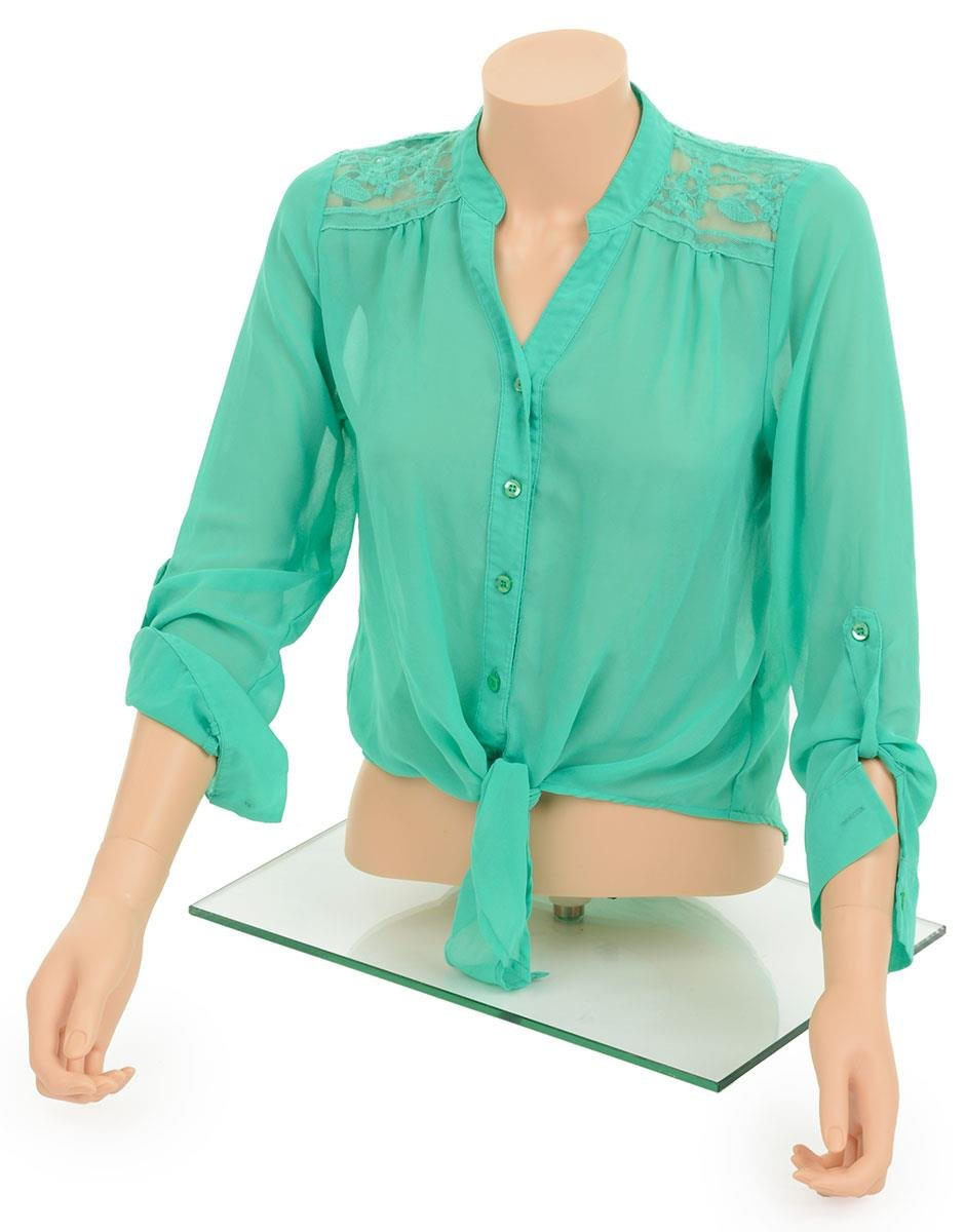 Displays2go Female Torso Mannequin, Fair Skin Tone by Displays2go (Image #2)