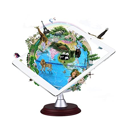 Amazon Com Teepao Smart Ar Globe For Kids Interactive Day View
