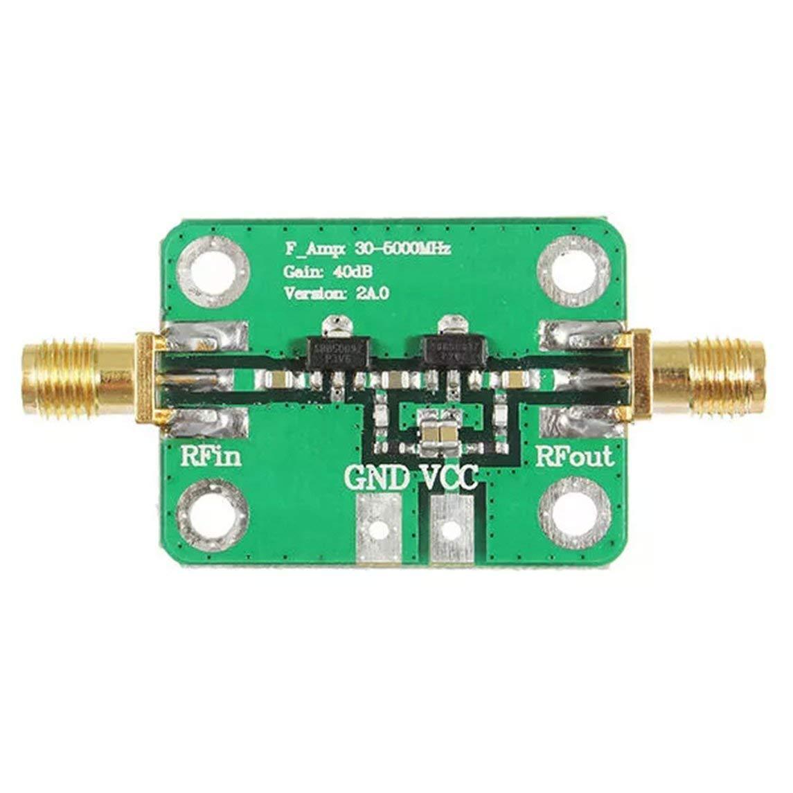 YXTFN 30-4000Mhz 40Db Gain Rf Broadband Amplifier Module for Fm Hf VHF/Uhf 50Ω UBS by Magicalworld (Image #1)
