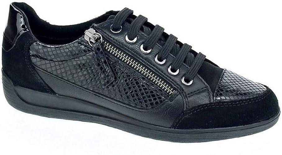 difícil vesícula biliar Ojalá  Geox D Myria A, Baskets Femme: Amazon.fr: Chaussures et Sacs