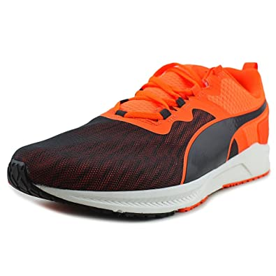 Puma Mens Ignite Xt V2 Running Shoes - Asphalt-Shocking Orange Size 14  Buy  Online at Low Prices in India - Amazon.in aeb0ee08e