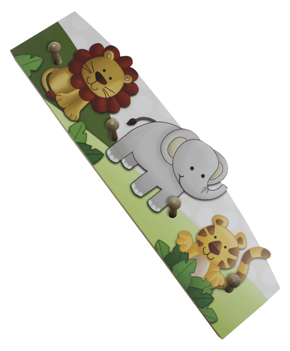 Toad and Lily CR0005 Jungle Animal Kids Clothing Rack