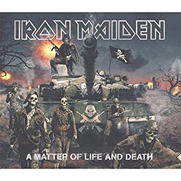 A Matter of Life and Death [CD + DVD]: Amazon.co.uk: Music