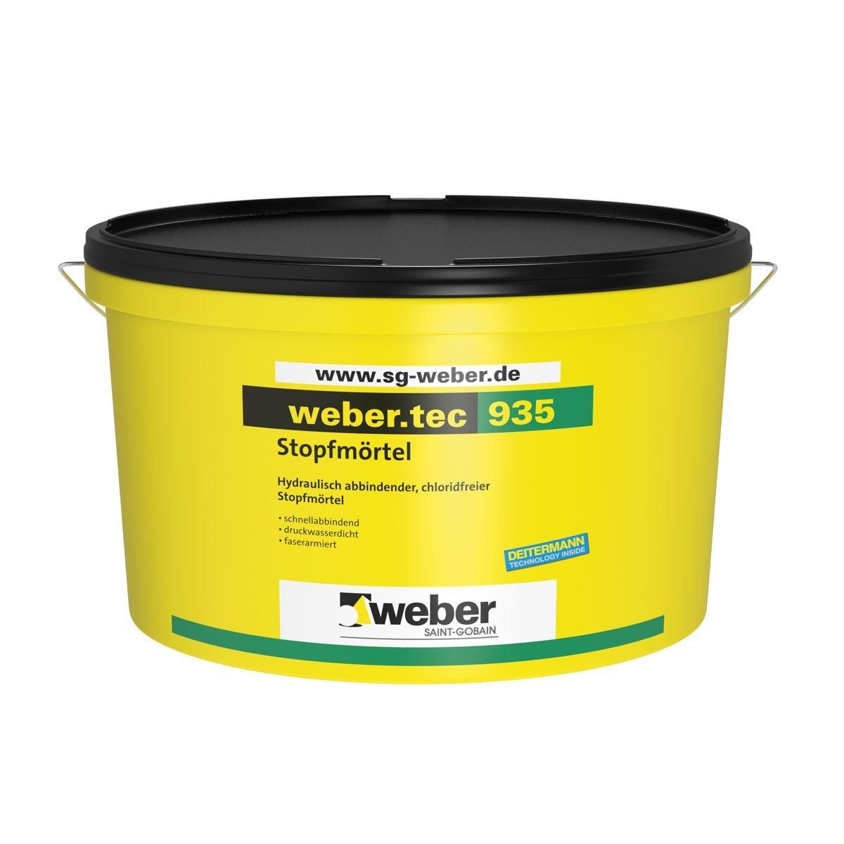 Weber.tec 935 10Kg Stopfm/örtel