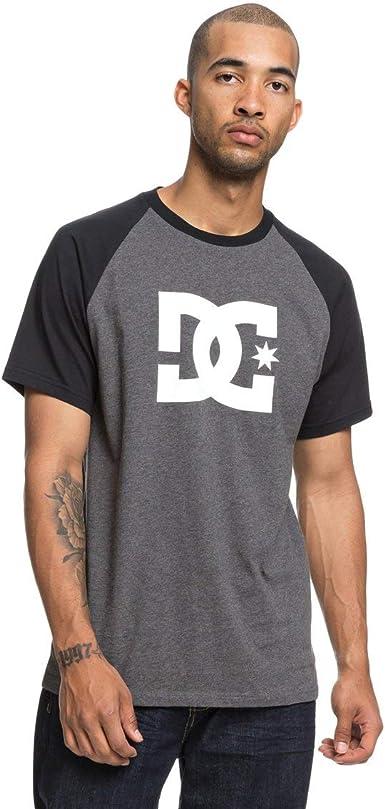 DC Shoes Star - Camiseta para Hombre EDYZT03831