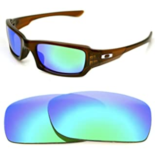 cd27b83660 NEW POLARIZED DDEP BLUE REPLACEMENT LENS FOR OAKLEY FIVES 3.0 ...