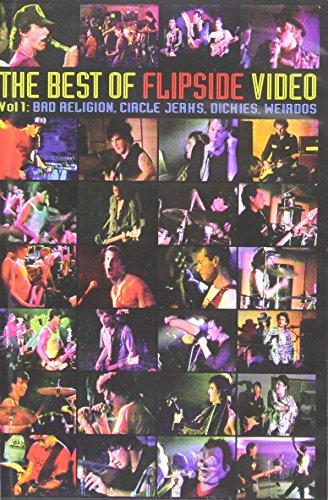 DVD : The Circle Jerks - Best Of Flipside: Volume 1 (DVD)