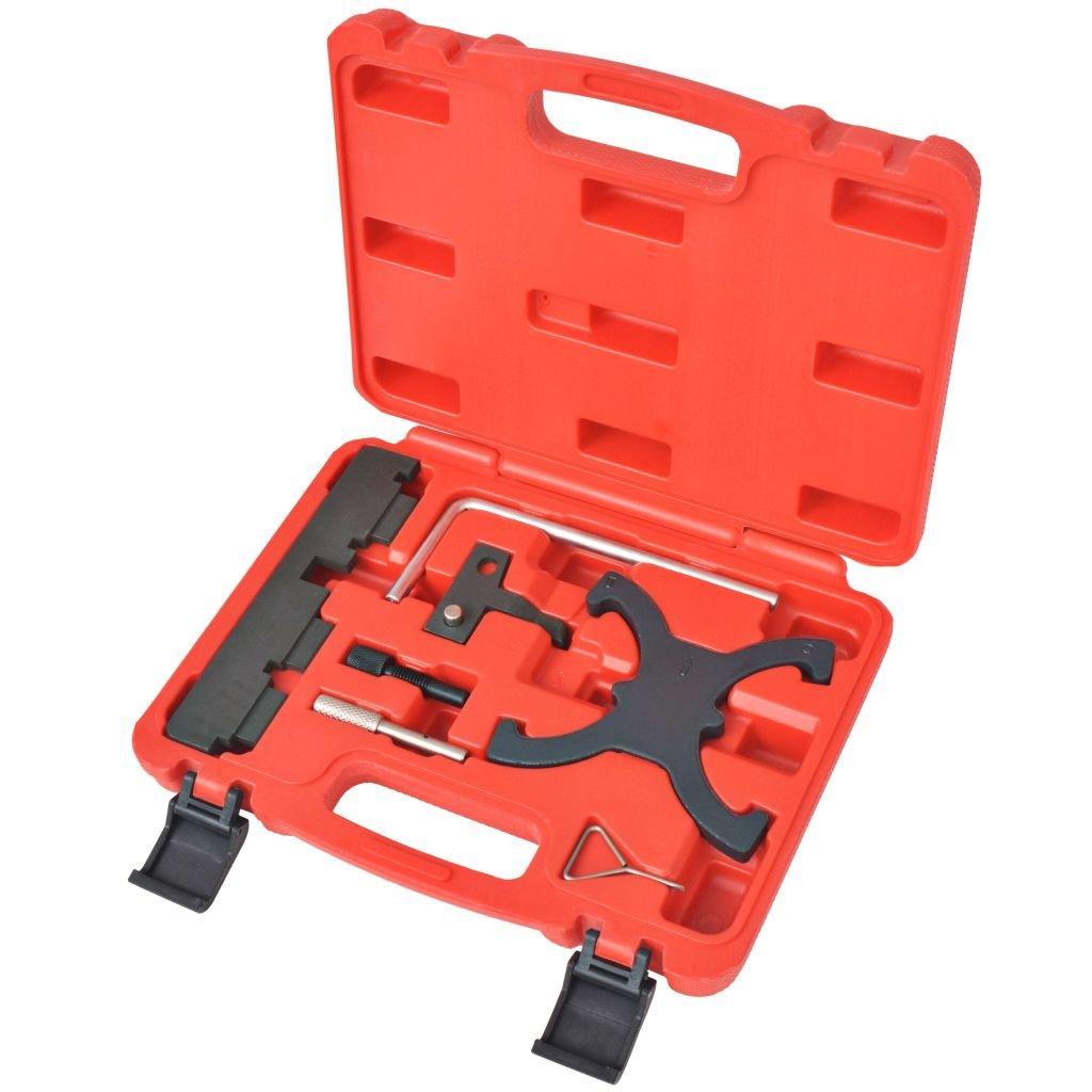 Herramientas de calibración de la encendido 26,5 x 21 x 6 cm (L x l x h) Ford 1.5 1.6 Ti VCT y 2.0 Tdci: Amazon.es: Bricolaje y herramientas
