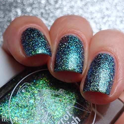Parrot Polish Elf s Touch (Flake)