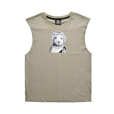 Camisetas de Tirantes Hombre, Verano Moda Hombre Diario Casual ...