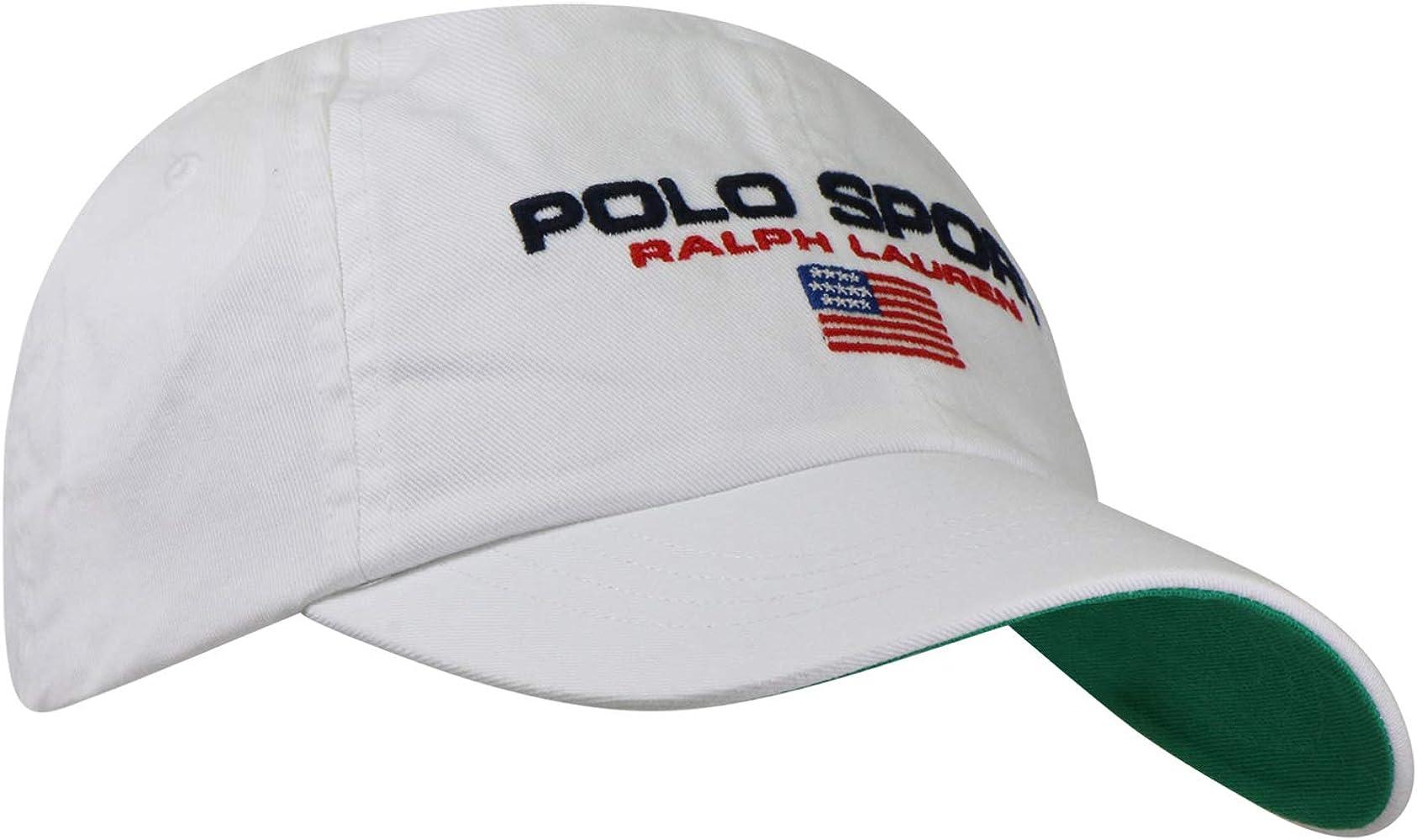 Gorra Polo Sport Golf Basic Blanco Hombre Unica Blanco: Amazon.es ...