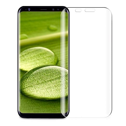 18 opinioni per Galaxy S8 Plus Pellicola Protettiva , innislink Galaxy S8 Plus Protezione Dello